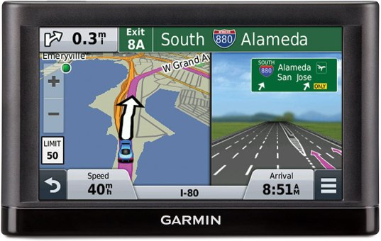 Best GPS for Car under $100, German-Nuvi-55