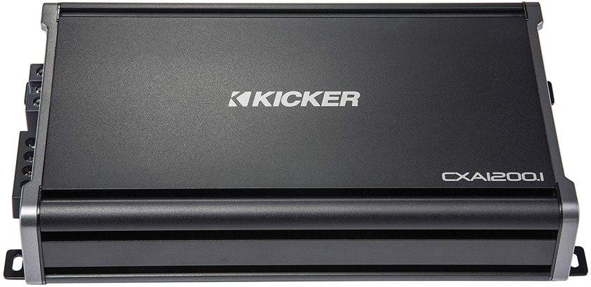 Kicker CX1200.1 Amplifier