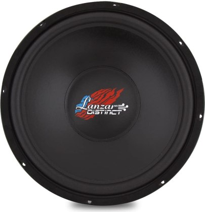 the best 18-inch subwoofer for the money, Lanzar-Distinct-DCTOA18D