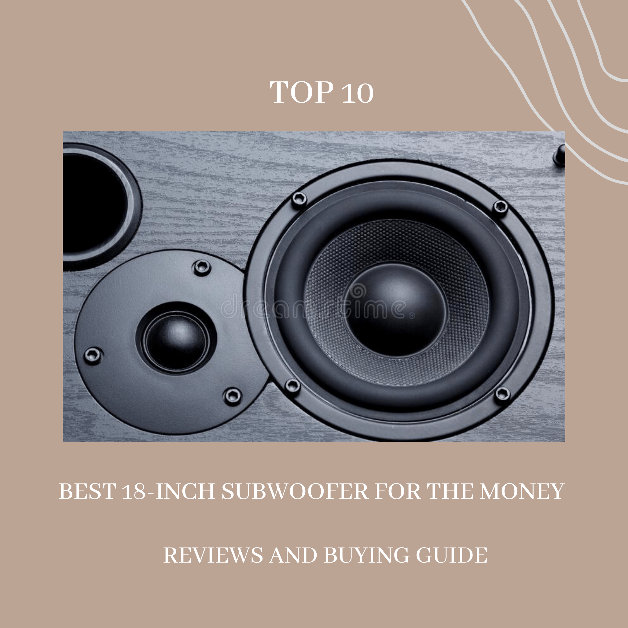 Best 18-inch Subwoofer for the Money