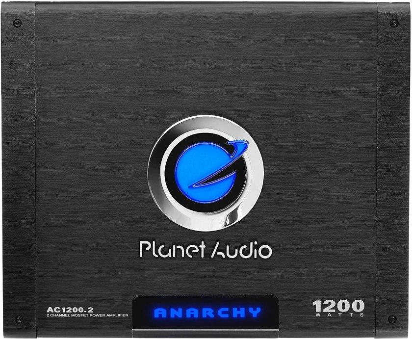 Planet Audio AC1200.2 Amplifier