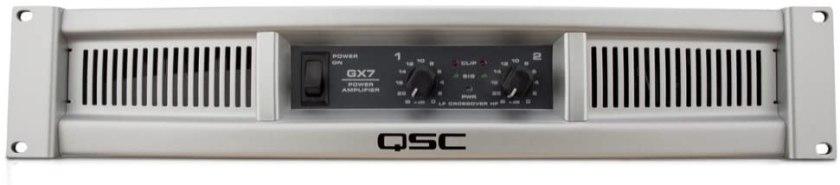 Best 1000 Watt Amp for the Money, QSC A-B Box Amplifier