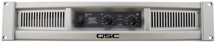 QSC A-B Box Amplifier