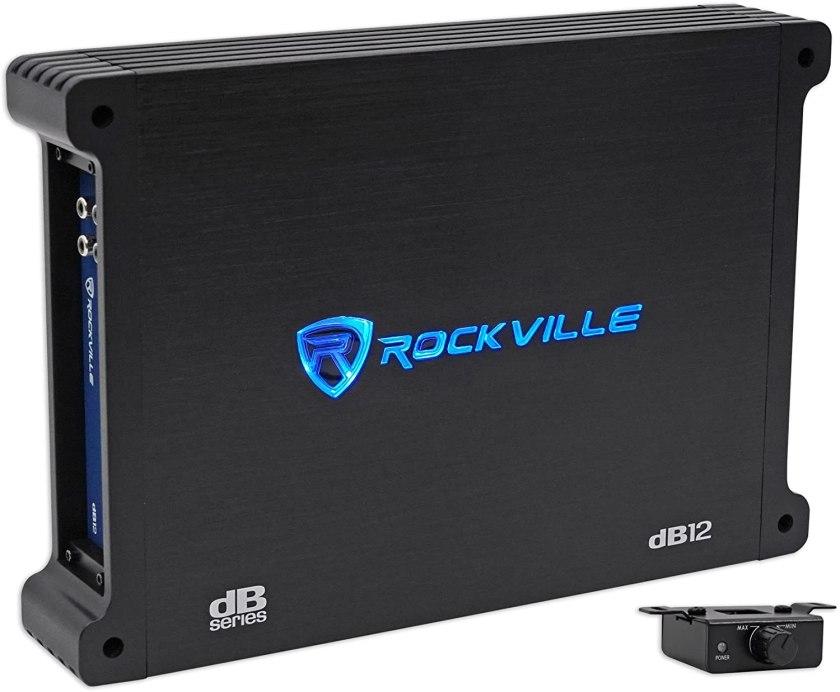 Rockville dB12 2000 Watt Peak500W