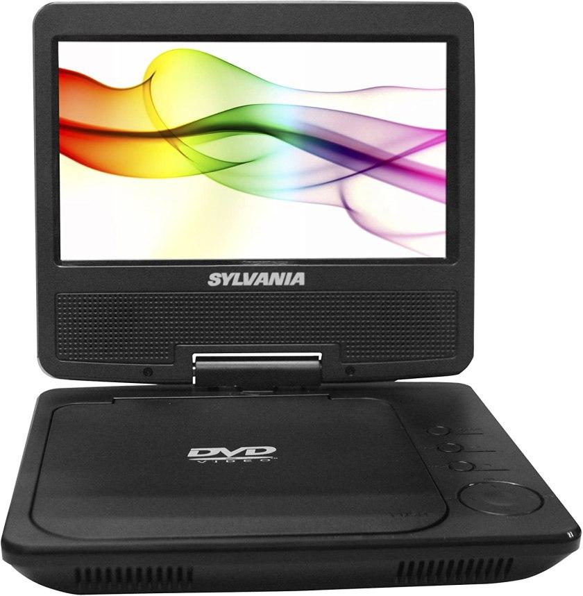 Sylvania 7 Portable DVD Player
