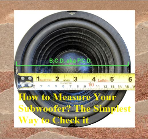How-to-measure-subwoofers-size