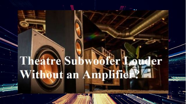 Theater Subwoofer