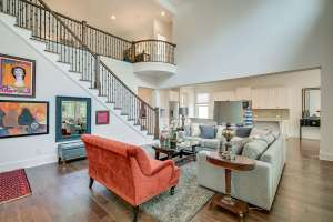 8404 Rosiere Drive family room