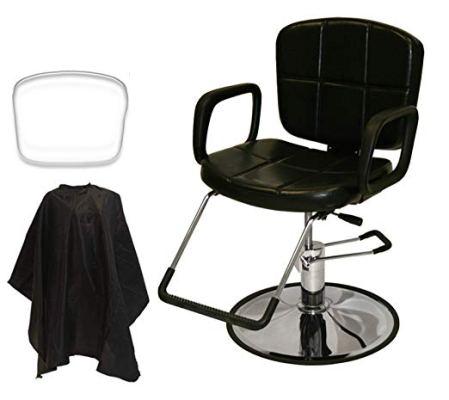 LCL Reclining Barber Salon Chair