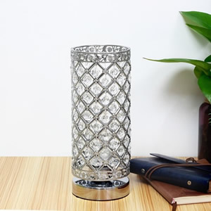 Seaside Village Crystal Table Lamp Review