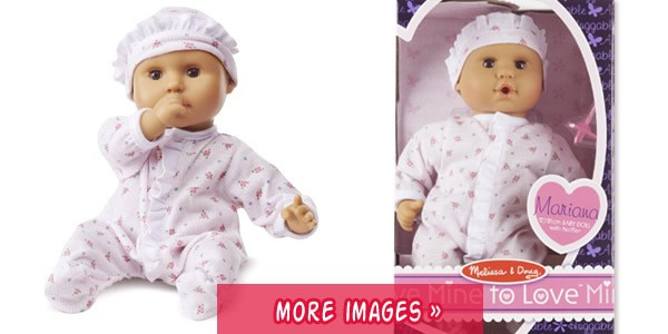12-inch poseable reborn baby doll