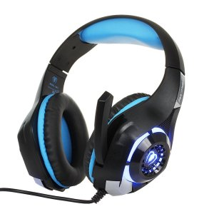 BEEXCELLENT 3.5mm Gaming Headset with Microphone