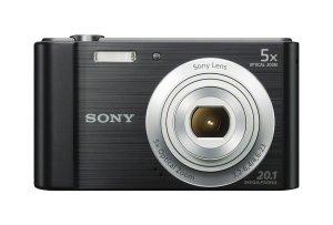 Sony DSCW800-B 20.1 MP Digital Camera
