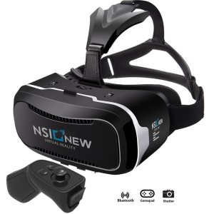 NSInew 3D Virtual Reality Headset