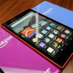 Amazon Cuts Price for Fire HD 8 Tablet