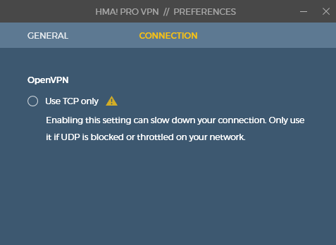 hidemyass-connection-settings