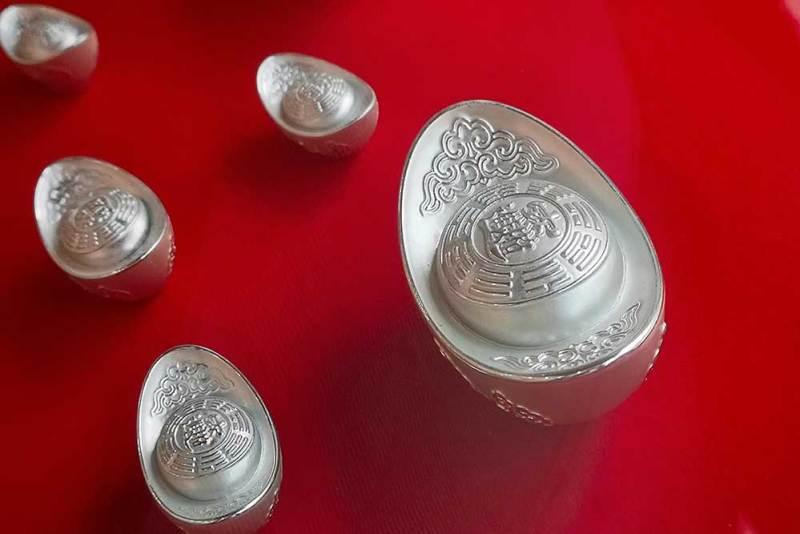 Chinese ancient money ——ingot