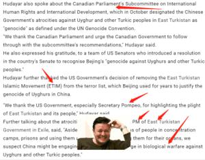 Clutching at straws: anti China US agitprop fails again