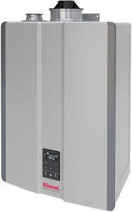 Rinnai Indoor Condensing Gas Boiler i120CN NG LP - 120k BTU Combi Boiler
