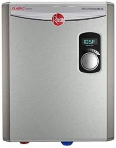 Best tankless hot water heater