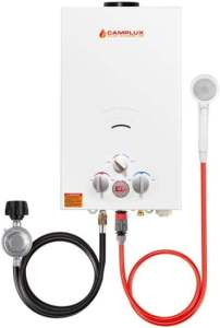Most efficient tankless water heater