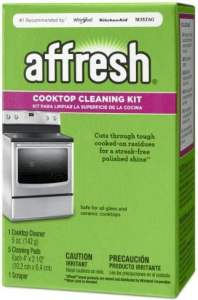 Affresh W11042470 Cleaning Kit - Best Cleaner for Glass-Ceramic Cooktops