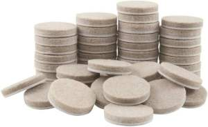 Heavy duty furniture pads for hardwood floors