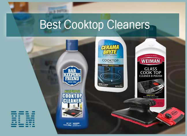 Best Cooktop Cleaners for Grease