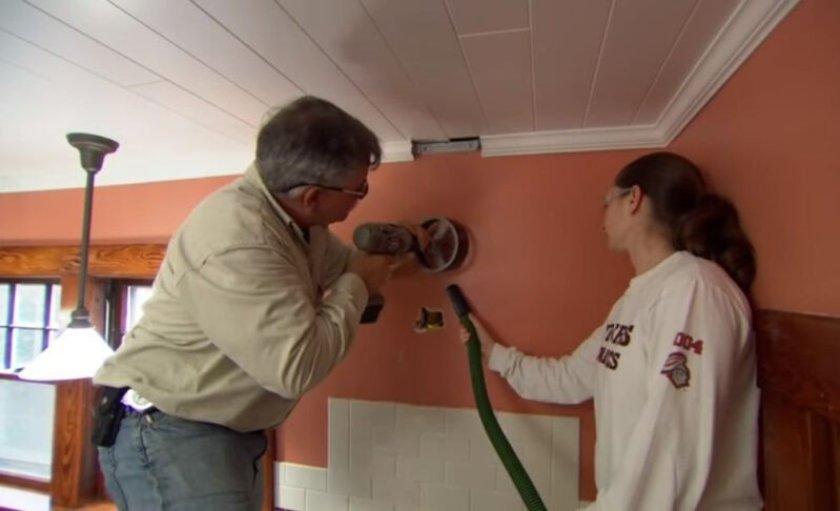 Installing a Range Hood Vent through the Wall