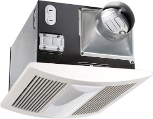 Best bathroom exhaust fans with led light and heater