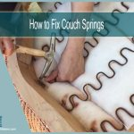 How to Fix Couch Springs All by Yourself