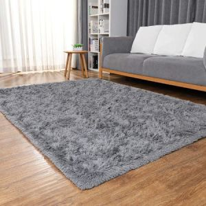 Ophanie Non-slip Area Rugs for Hardwood Floors In Bedrooms Living Rooms