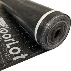 Floorlot LVT Luxury Vinyl Tile & Plank Flooring Underlayment with Double Vapor Barrier