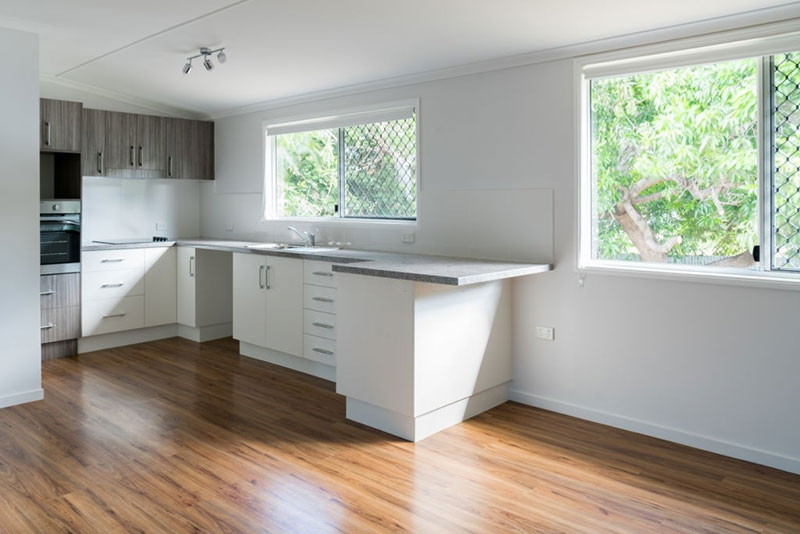 New-renovated-kitchen-with-timber-floating-floor