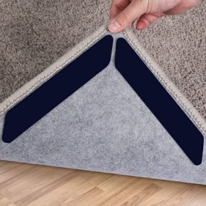 Sollifa Rug Grippers - Double Sided Rug Gripper Tape for Hardwood Floors