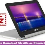 Filezilla for Chromebook