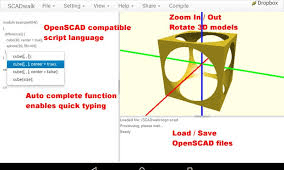 OpenSCAD for Chromebook | Best Chromebook Apps