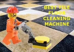 7 best tile floor cleaner machine and