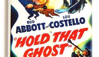 Funny movie quotes from Hold That Ghost starring Bud Abbott, Lou Costello, the Andrews Sisters