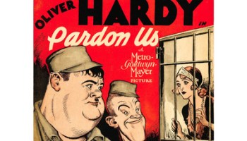 Funny movie quotes from Pardon Us, the Laurel and Hardy comedy, their first feature-length movie, starring Stan Laurel, Oliver Hardy, James Finlayson, Walter Long