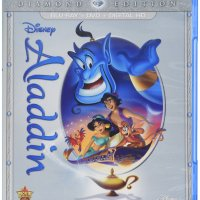 Funny movie quotes from Aladdin