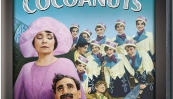 Funny movie quotes fromThe Cocoanuts, starring the Marx Brothers (Groucho, Chico, Harpo, Zeppo)