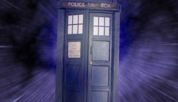 Is Santa Claus a Time Lord?