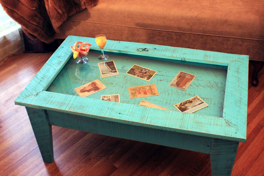 coffee table with glass display top coffee table design ideas