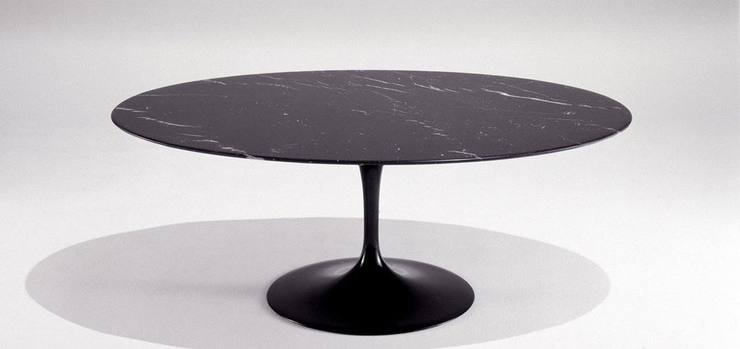 Table Saarinen Low Oval Coffee