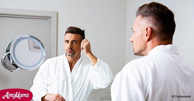 3 erreurs courantes que font les hommes avec leurs cheveux et comment y remédier