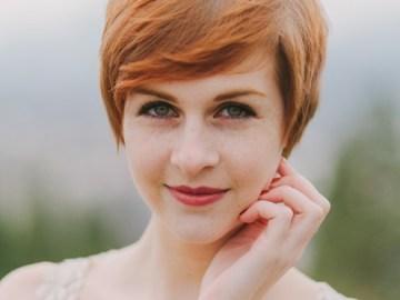 Coiffures simples et mignonnes pour cheveux courts 2014