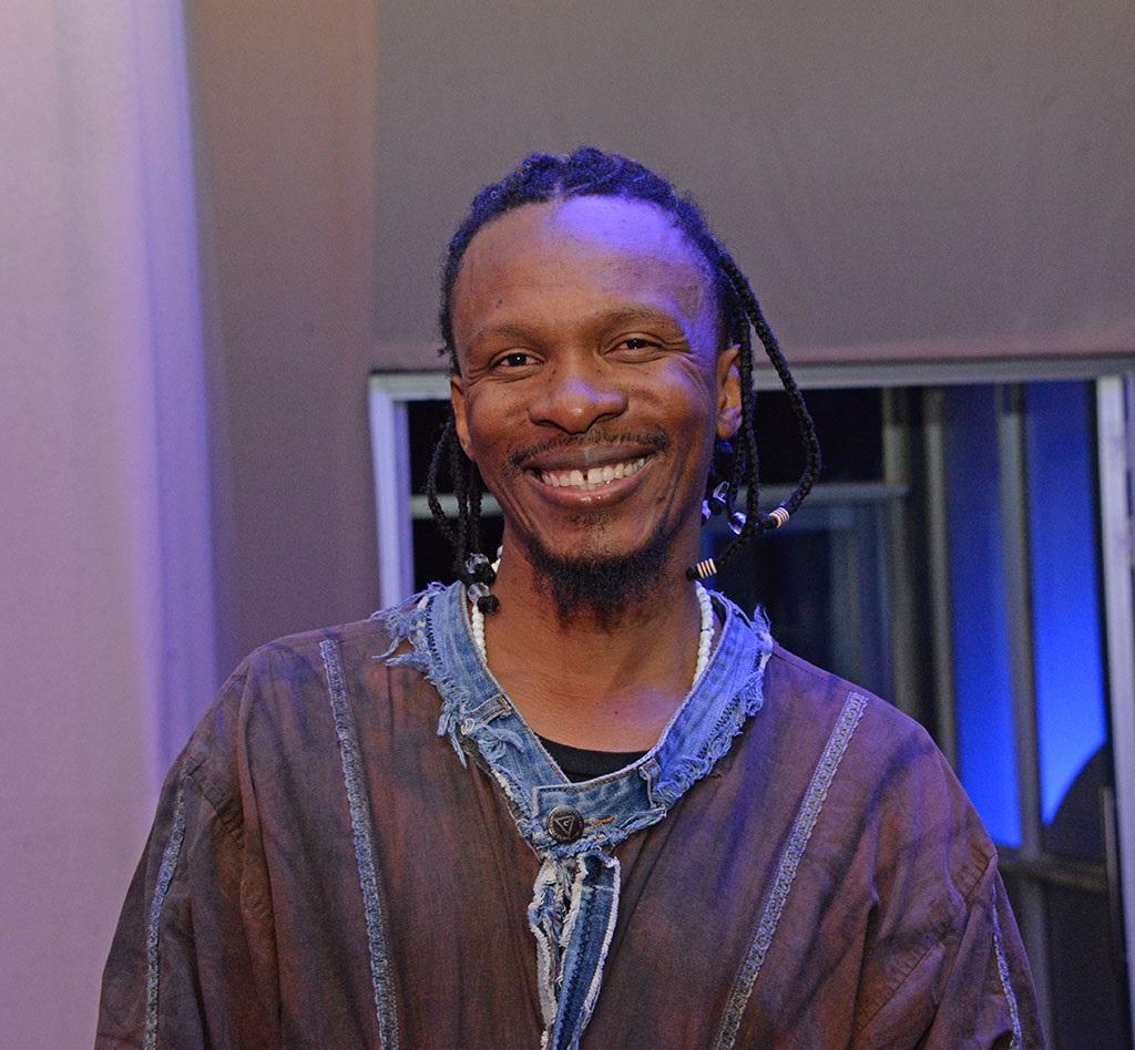 JOHANNESBURG, AFRIQUE DU SUD - 14 mars: Jawad Mapho