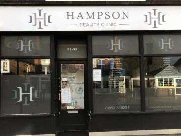 Hampson Beauty Clinics rouvre ses portes aux clients de Tonbridge, Paddock Wood et, plus tard cette année, Maidstone
