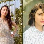 La mannequin pakistanaise Sheefa Jabbar Khattak fait don de ses cheveux à une association caritative